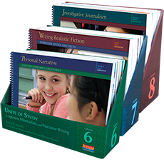 Grade-by-Grade Samplers, Writing Units, Grades 6-8