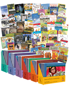 Units of Study for Teaching Reading Series Bundle, Grades K-5 with Trade Book Packs