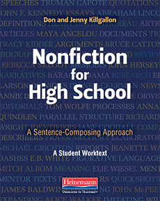 Nonfiction for High School cover