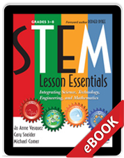 STEM Lesson Essentials, Grades 3-8 (eBook)