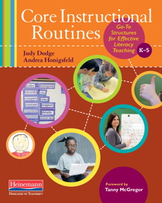 Core Instructional Routines cover