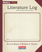 Literature Log