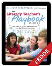 Learn more aboutThe Literacy Teacher's Playbook, Grades 3-6 (eBook)