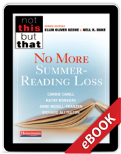 No More Summer-Reading Loss (eBook) cover
