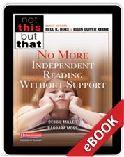 No More Independent Reading Without Support (eBook) cover