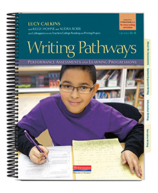 Writing Pathways cover