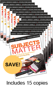 Subjects Matter Study Bundle