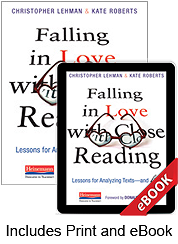 Learn more aboutFalling in Love with Close Reading (Print eBook Bundle)