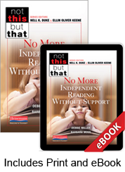 No More Independent Reading Without Support (Print eBook Bundle)