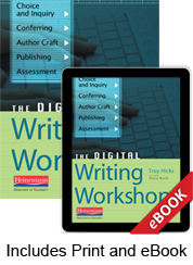 Digital Writing Workshop (Print eBook Bundle)
