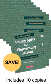 Learn more aboutParagraphs for Elementary School 10 Pack