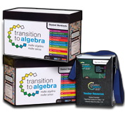 Learn more aboutTransition to Algebra