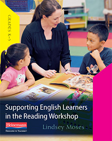 Supporting English Learners in the Reading Workshop cover