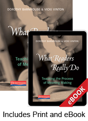Learn more aboutWhat Readers Really Do (Print eBook Bundle)