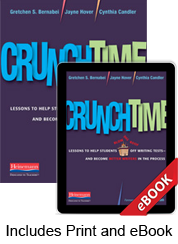 Crunchtime (Print eBook Bundle)