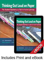 Thinking Out Loud on Paper (Print eBook Bundle)