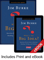 Learn more aboutWhat's the Big Idea? (Print eBook Bundle)