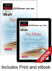 No More Summer-Reading Loss (Print eBook Bundle) cover