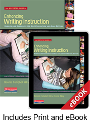 The Next-Step Guide to Enhancing Writing Instruction (Print eBook Bundle)