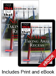 No More Taking Away Recess and Other Problematic Discipline Practices (Print eBook Bundle) cover