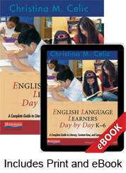English Language Learners Day by Day, K-6 (Print eBook Bundle) cover