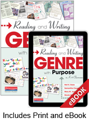 Learn more aboutReading and Writing Genre with Purpose in K-8 Classrooms (Print eBook Bundle)