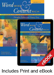 Learn more aboutWord Wise and Content Rich, Grades 7-12 (Print eBook Bundle)