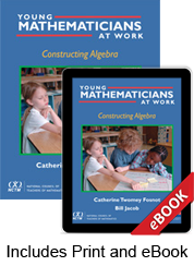 Learn more aboutYoung Mathematicians at Work: Constructing Algebra (Print eBook Bundle)