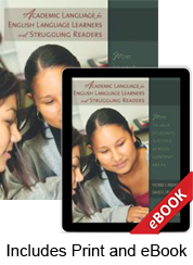 Learn more aboutAcademic Language for ELLs (Print eBook Bundle)