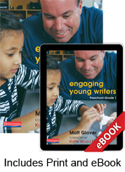 Engaging Young Writers, Preschool-Grade 1 (Print eBook Bundle)