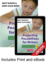 Projecting Possibilities for Writers (Print eBook Bundle)