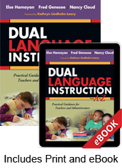 Learn more aboutDual Language Instruction from A to Z (Print eBook Bundle)