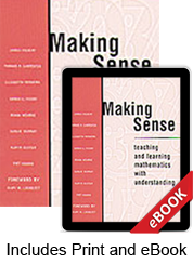 Learn more aboutMaking Sense (Print eBook Bundle)