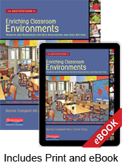 Learn more aboutThe Next-Step Guide to Enriching Classroom Environments (Print eBook Bundle)