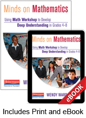 Learn more aboutMinds on Mathematics (Print eBook Bundle)