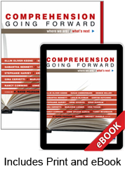 Learn more aboutComprehension Going Forward (Print eBook Bundle)