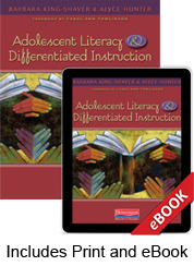 Adolescent Literacy and Differentiated Instruction (Print eBook Bundle)