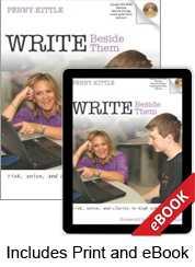 Write Beside Them (Print eBook Bundle)