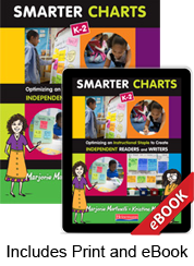 Smarter Charts K-2 (Print eBook Bundle)