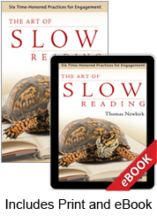 Learn more aboutThe Art of Slow Reading (Print eBook Bundle)