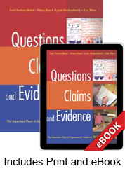 Learn more aboutQuestions, Claims, and Evidence (Print eBook Bundle)
