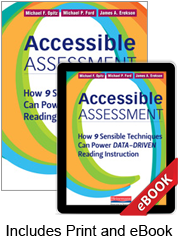 Learn more aboutAccessible Assessment (Print eBook Bundle)