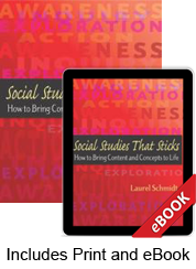 Learn more aboutSocial Studies That Sticks (Print eBook Bundle)