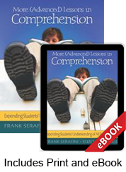 Learn more aboutMore (Advanced) Lessons in Comprehension (Print eBook Bundle)