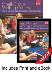 Small-Group Writing Conferences, K-5 (Print eBook Bundle)