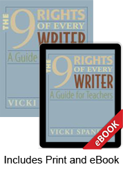 The 9 Rights of Every Writer (Print eBook Bundle)