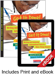 Get It Done! (Print eBook Bundle) cover