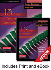 Learn more about13 Steps to Teacher Empowerment (Print eBook Bundle)