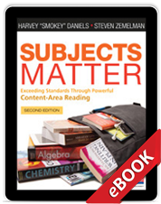 Learn more aboutSubjects Matter, Second Edition (eBook)