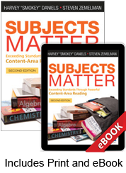 Learn more aboutSubjects Matter, Second Edition (Print eBook Bundle)